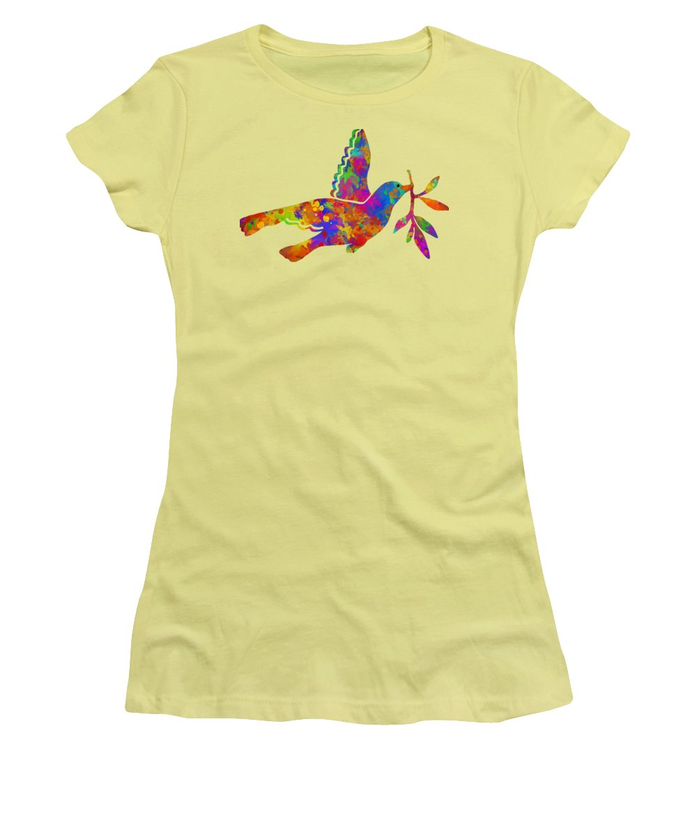 Pigeon Women's T-Shirts
