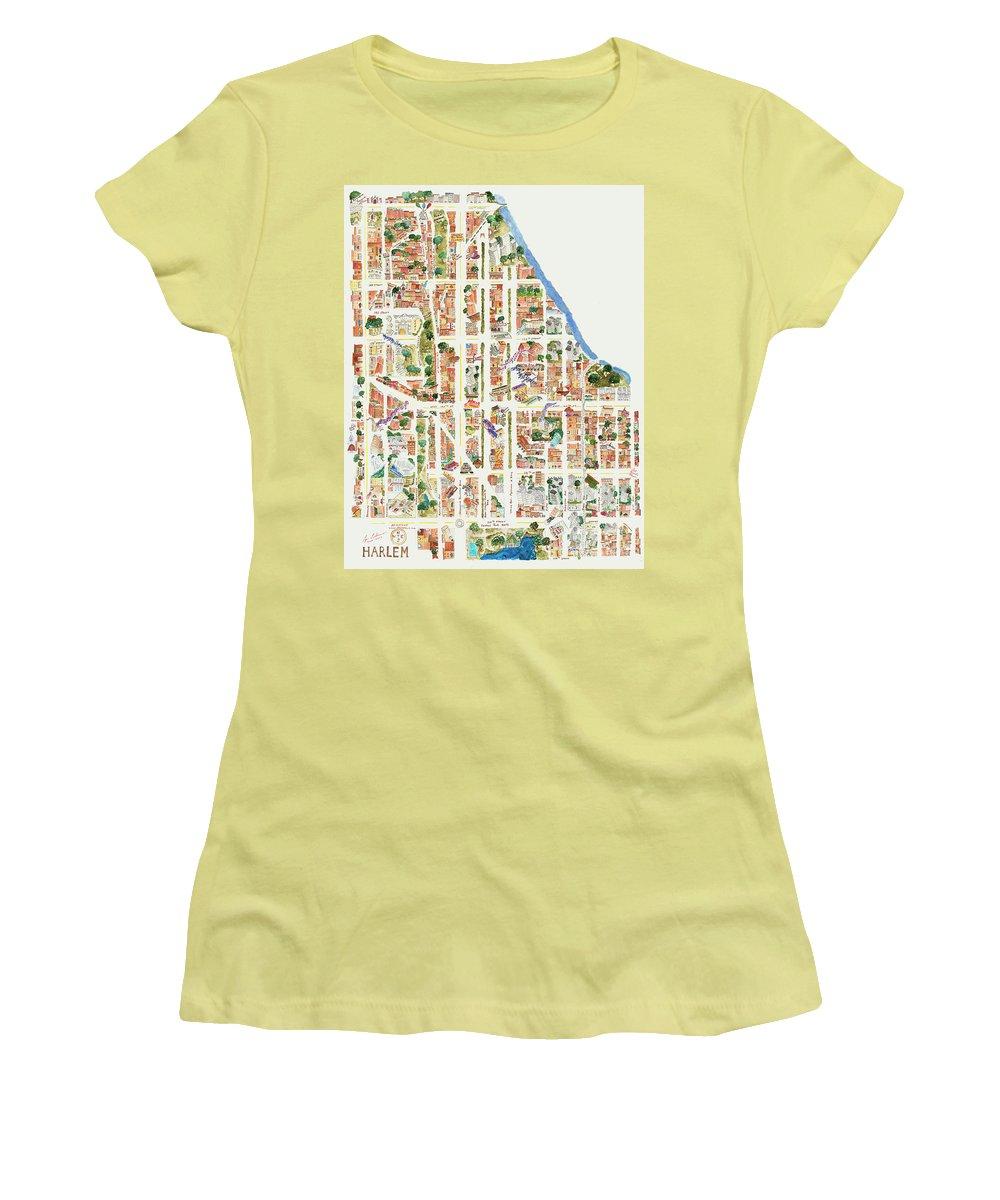 Apollo Theater Women's T-Shirts