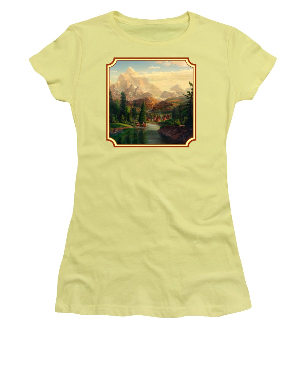 Teton Women's T-Shirts