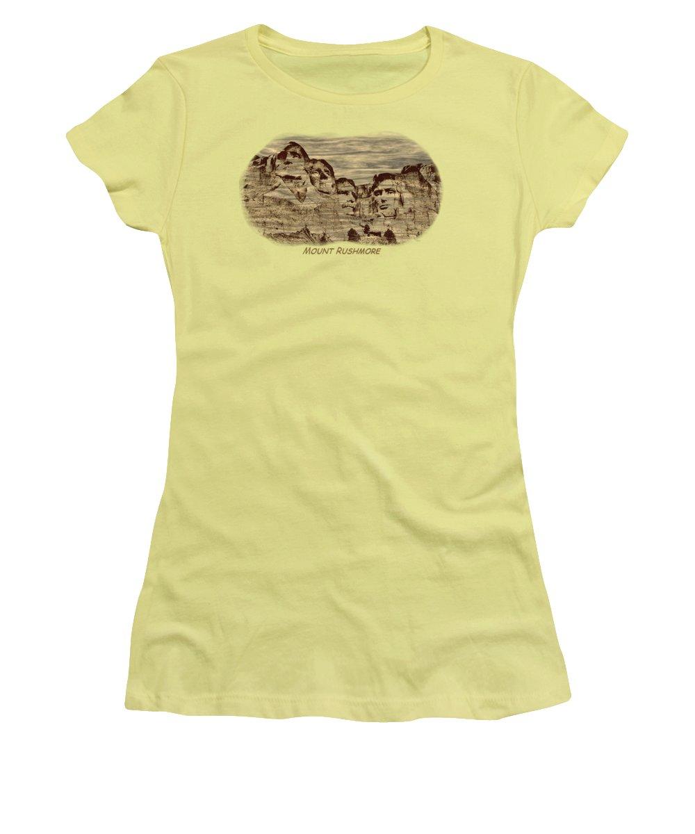 Lincoln Memorial Junior T-Shirts