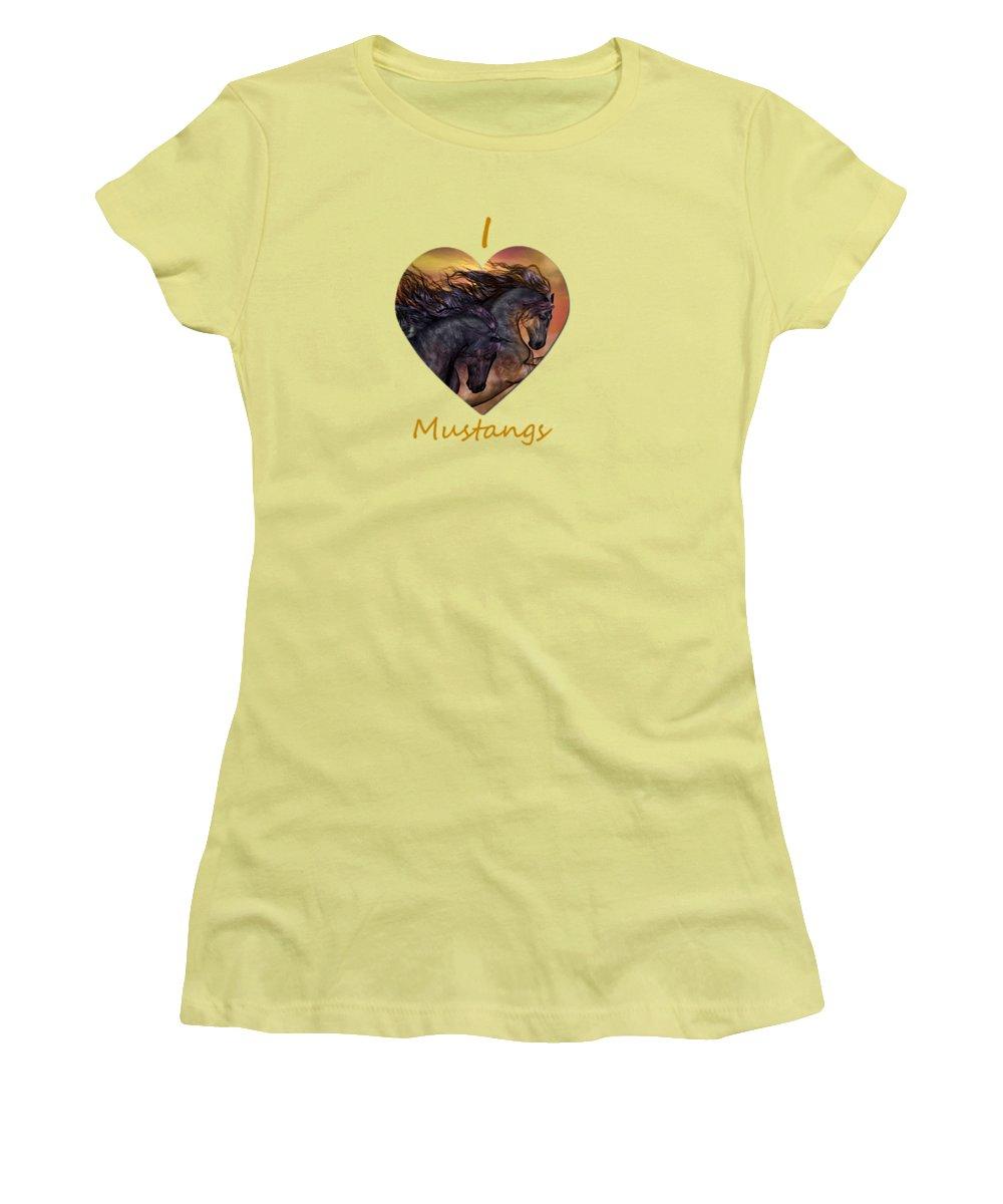 Prairie Sunset Women's T-Shirts