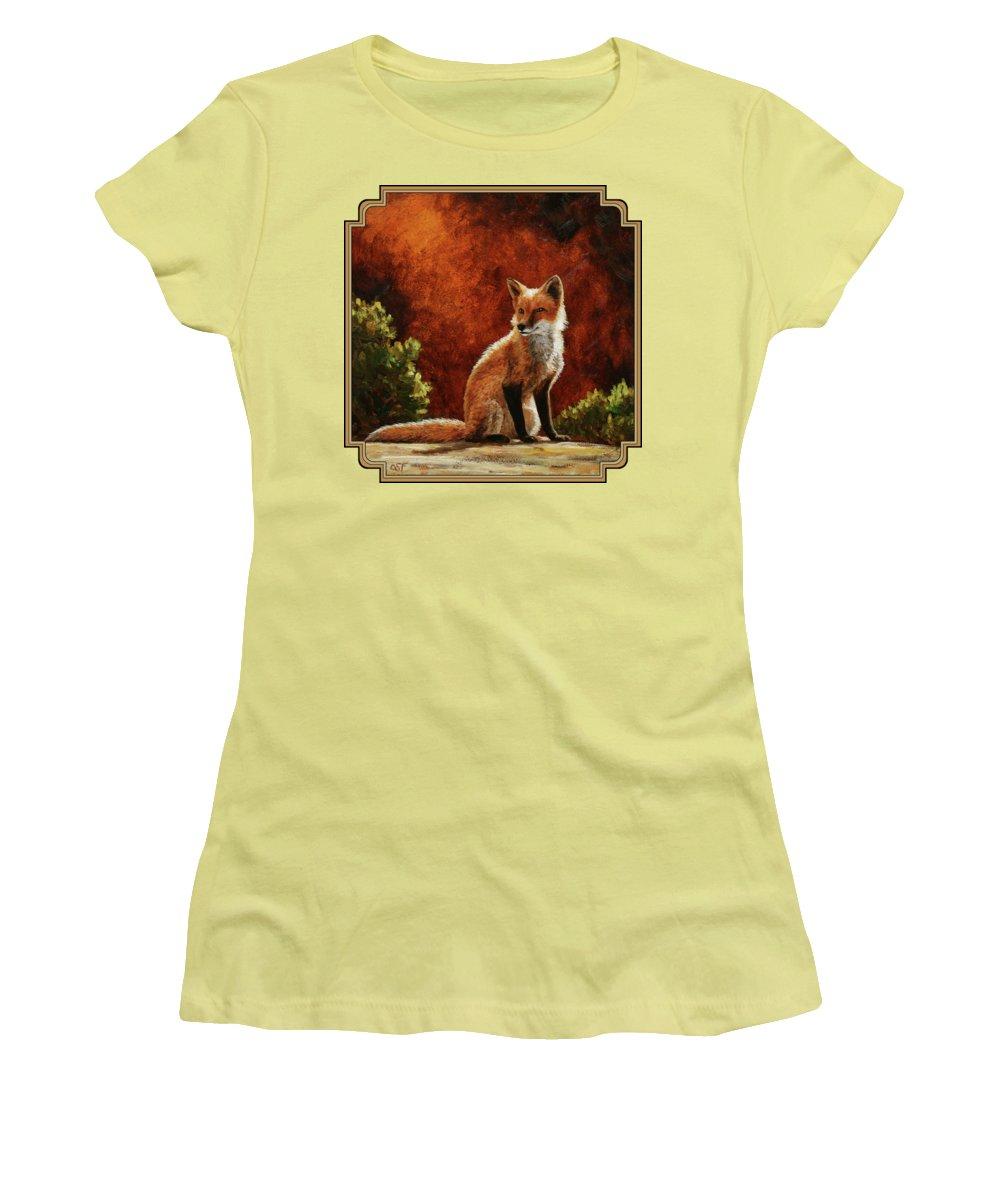 Fox Women's T-Shirts