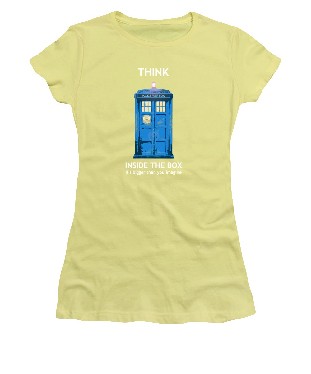 Science Fiction Women's T-Shirts