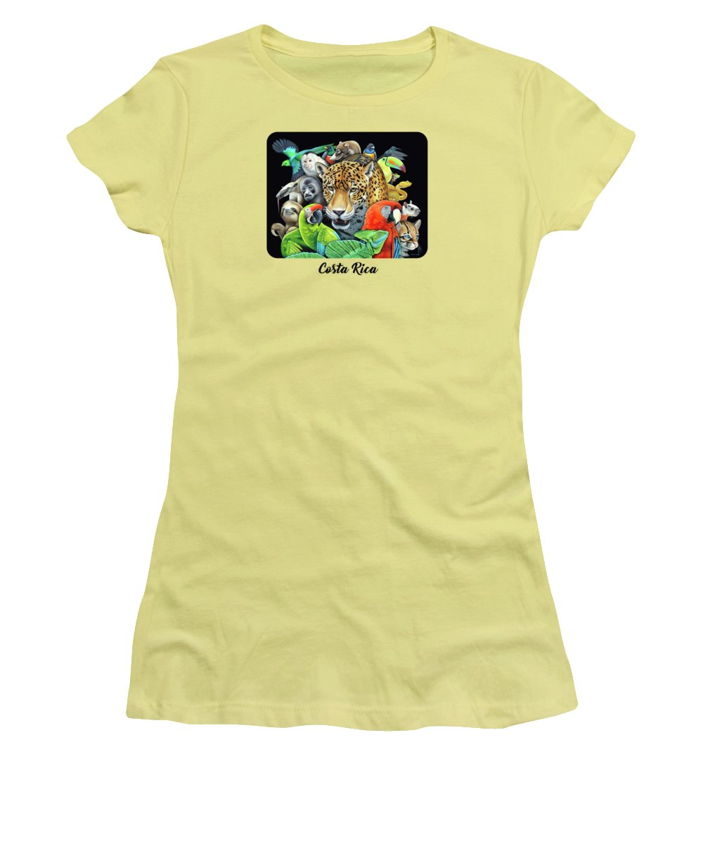 Macaw Junior T-Shirts