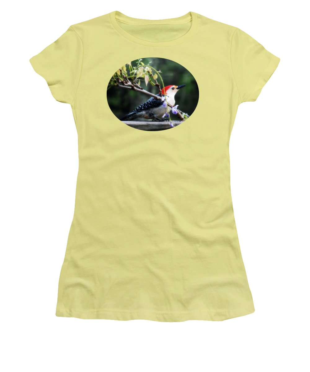 Woodpecker Women's T-Shirts
