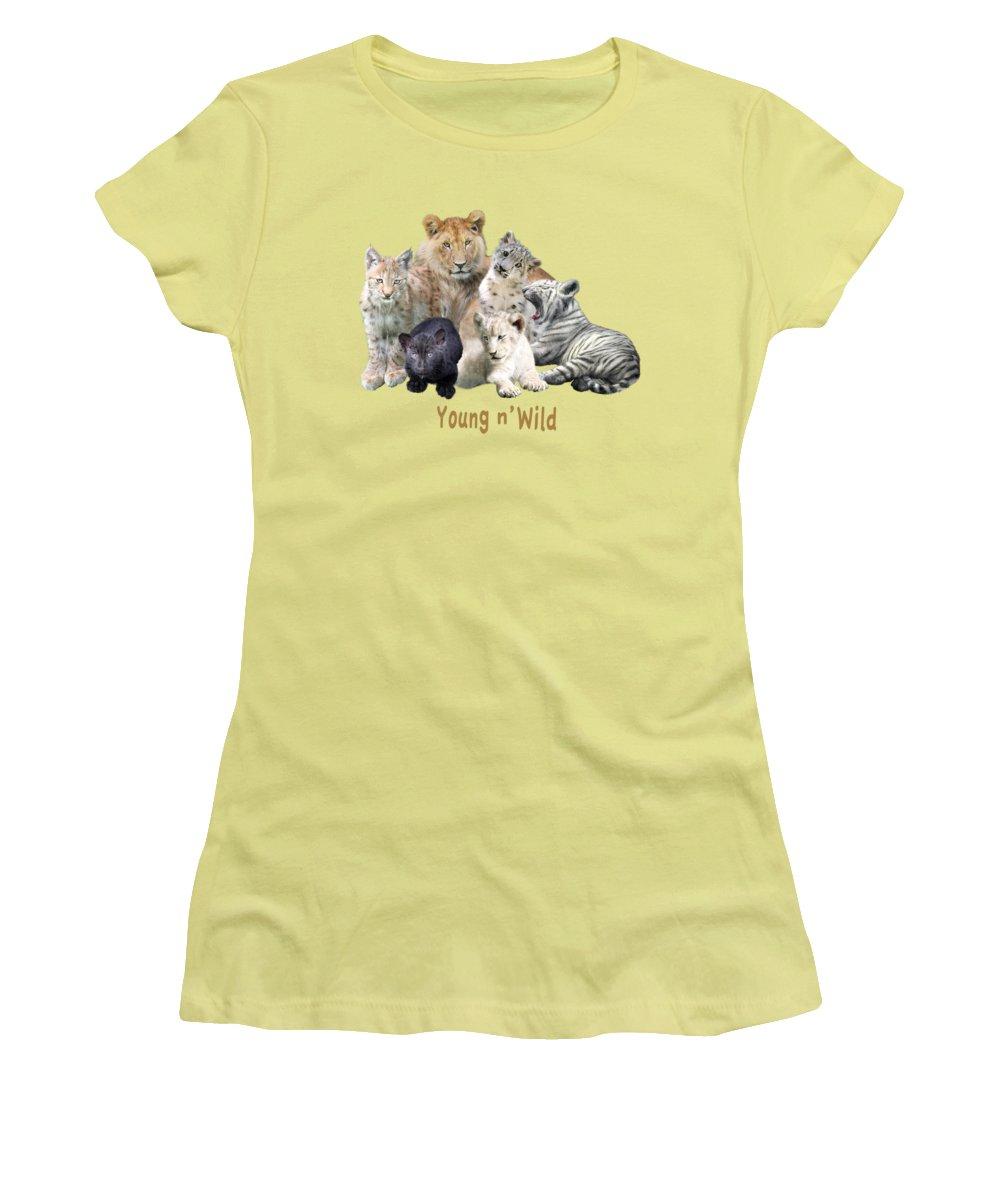 Panther Junior T-Shirts
