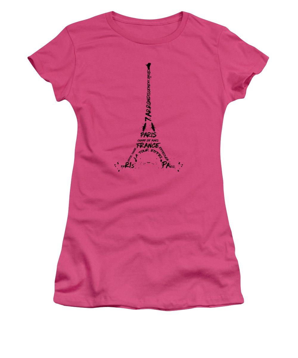 Paris Junior T-Shirts