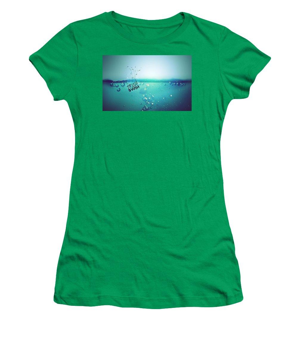 Drown Photographs Women's T-Shirts