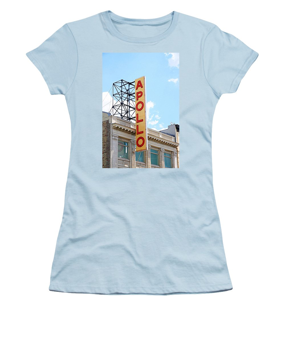 Apollo Theater Junior T-Shirts