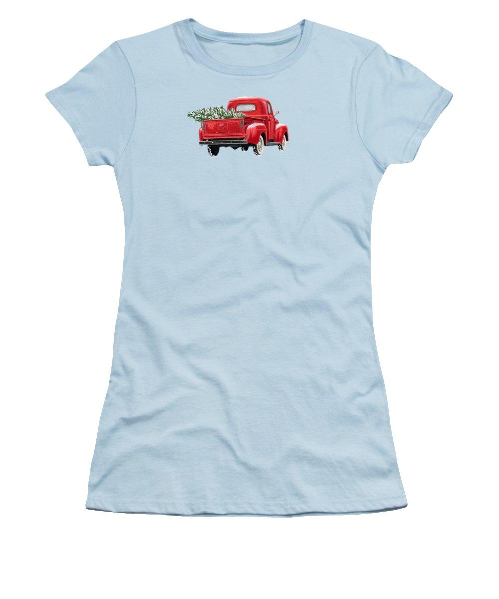 Mountain Women's T-Shirts