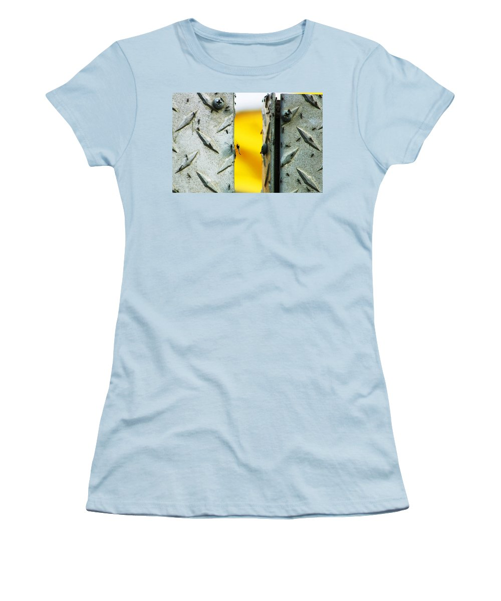 Mosquiros Women's T-Shirt (Athletic Fit) featuring the photograph Mosquitos by Anthony Jones