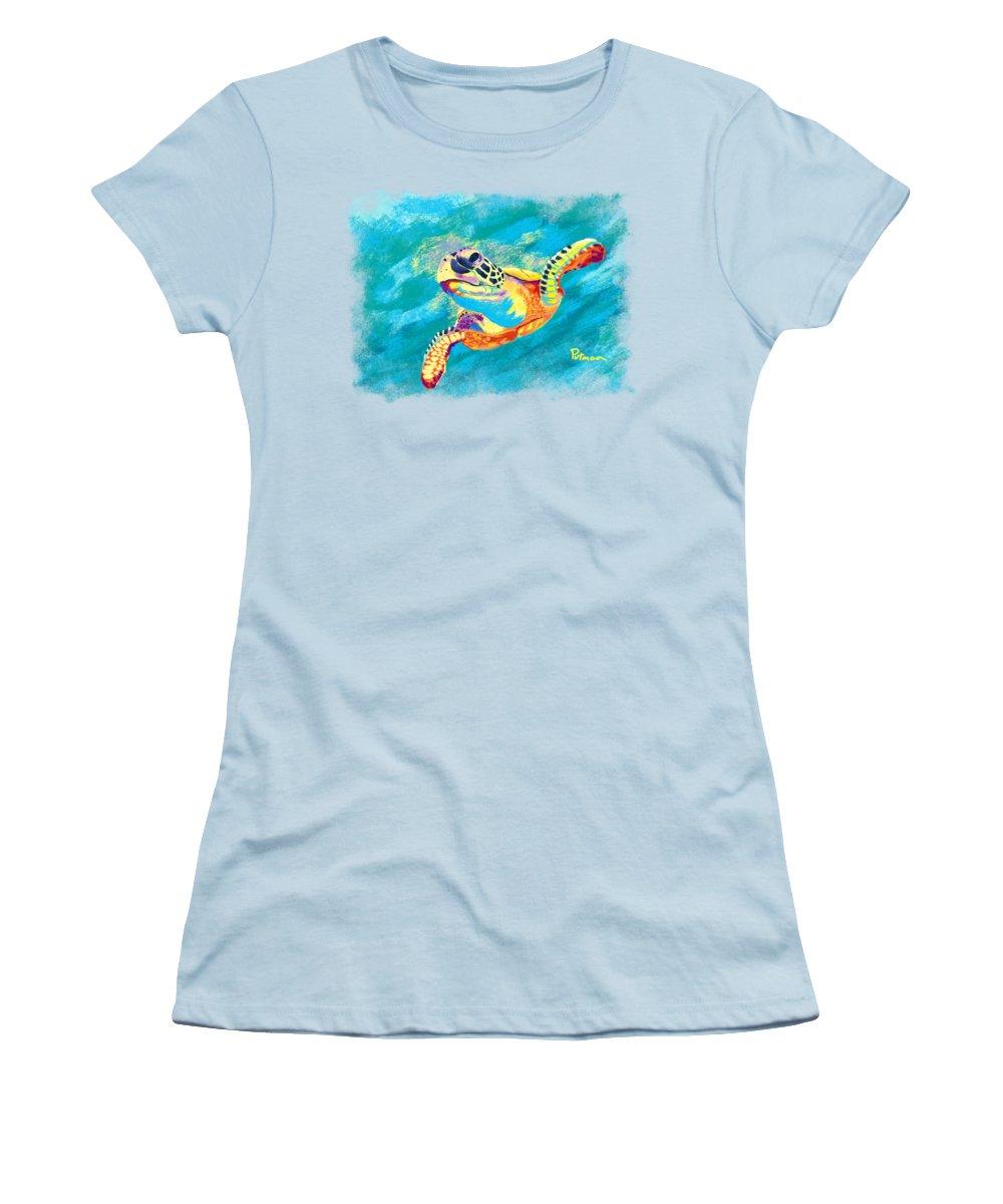 Turtle Women's T-Shirts