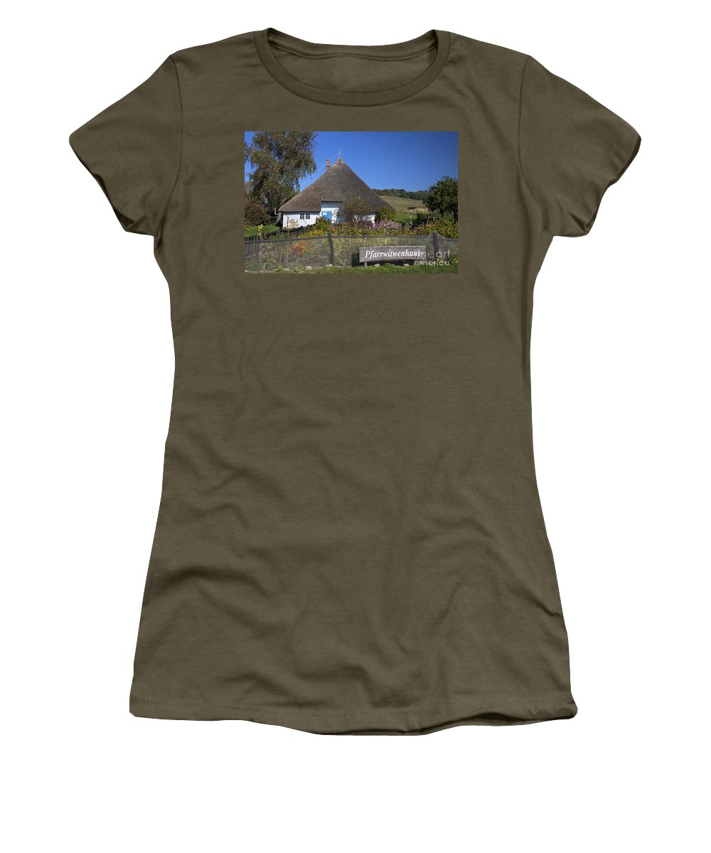 Great Zicker Women's T-Shirt featuring the photograph 110307p090 by Arterra Picture Library