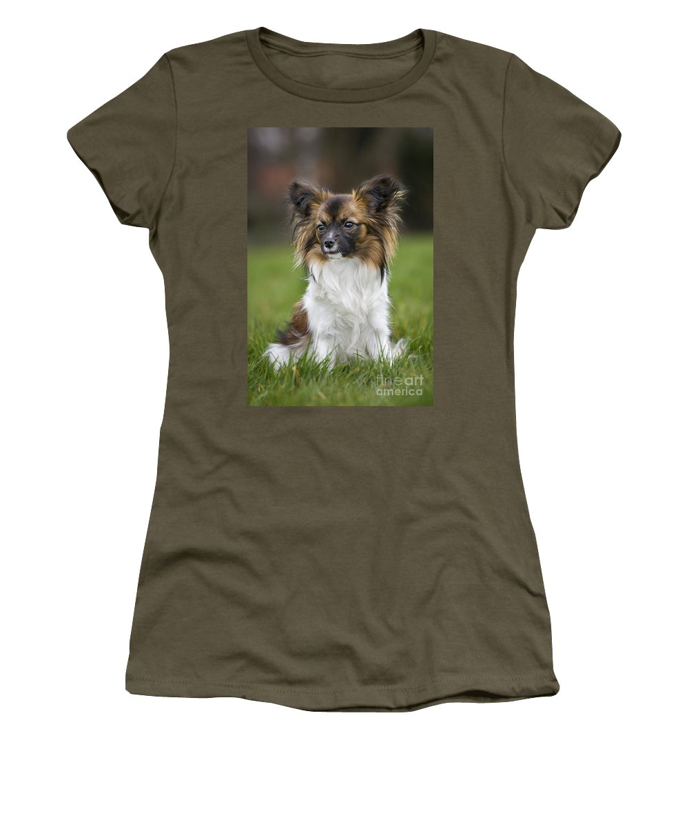 Mammal Women's T-Shirt featuring the photograph 110506p145 by Arterra Picture Library