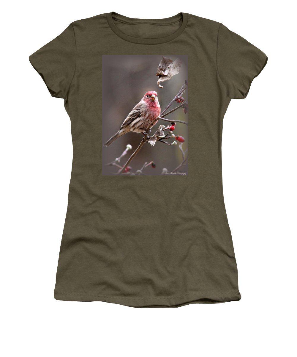 4113-005 Women's T-Shirt featuring the photograph 4113-005 - Fb by Travis Truelove