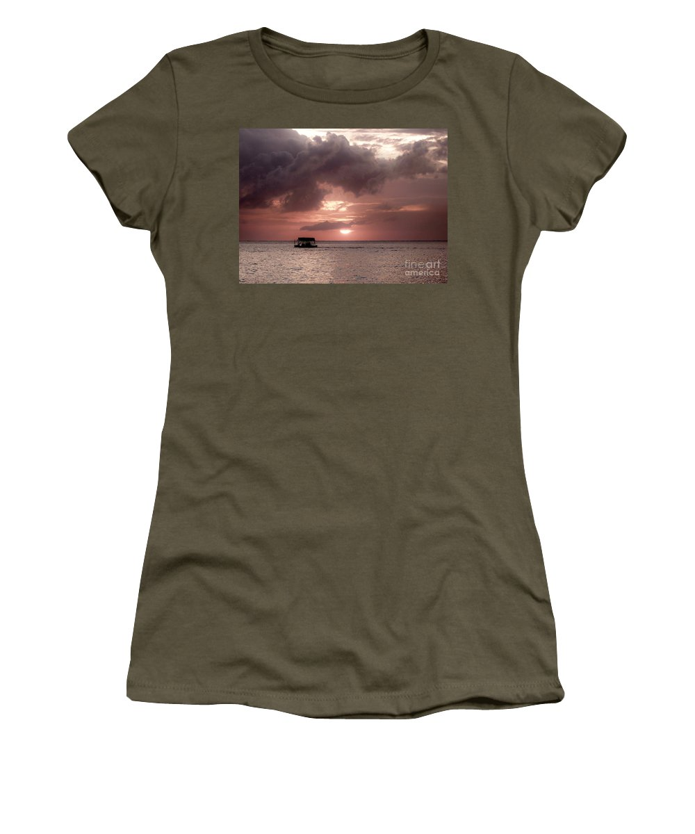 Color Women's T-Shirt featuring the photograph Afternoon Delight by Amar Sheow