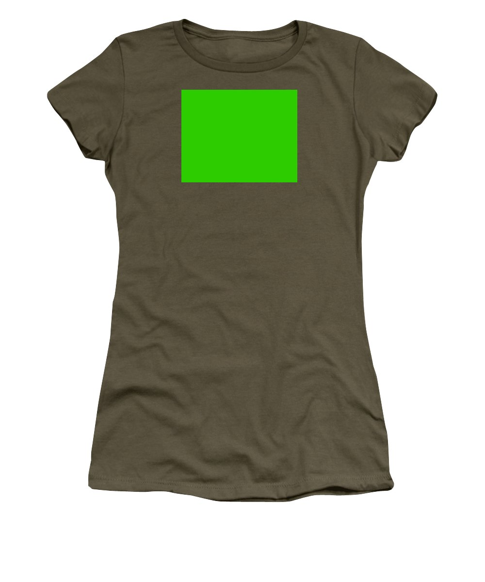 Abstract Women's T-Shirt featuring the digital art C.1.44-204-0.5x4 by Gareth Lewis