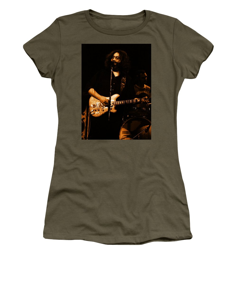 Grateful Dead Women's T-Shirt featuring the photograph Dead #28 In Amber by Ben Upham