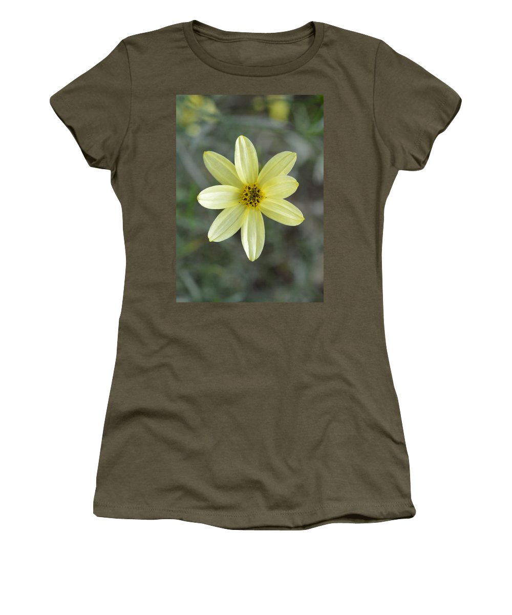 Colorful Women's T-Shirt featuring the photograph Dsc508-001 by Kimberlie Gerner