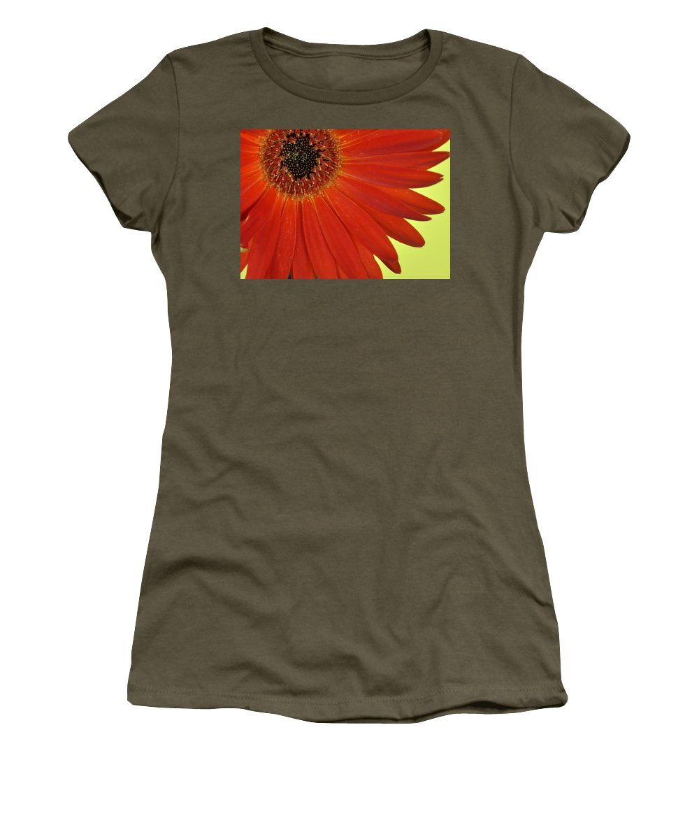 Gerber Women's T-Shirt featuring the photograph Dsc883d-002 by Kimberlie Gerner