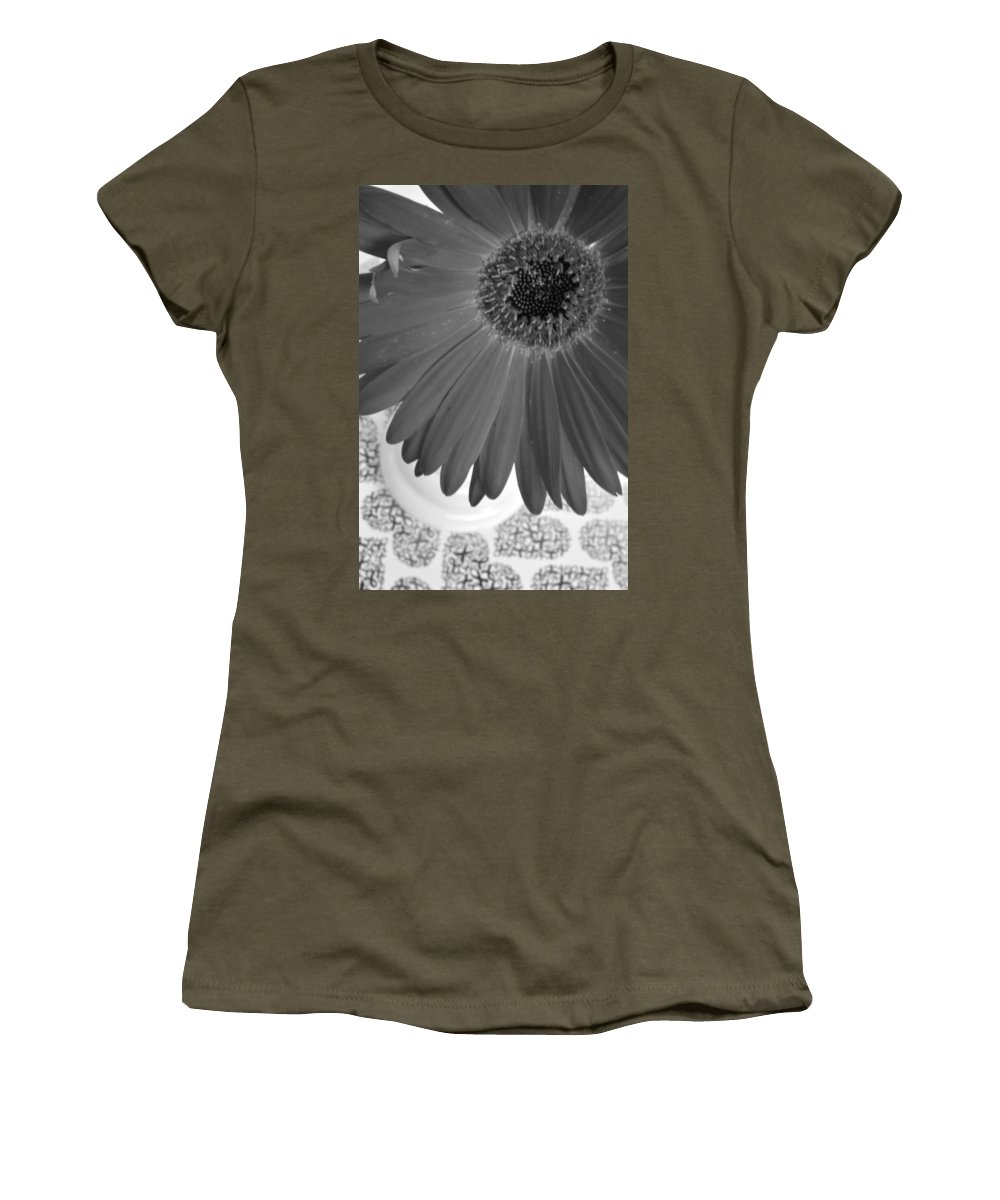 Gerber Women's T-Shirt featuring the photograph Dsc926d2 by Kimberlie Gerner