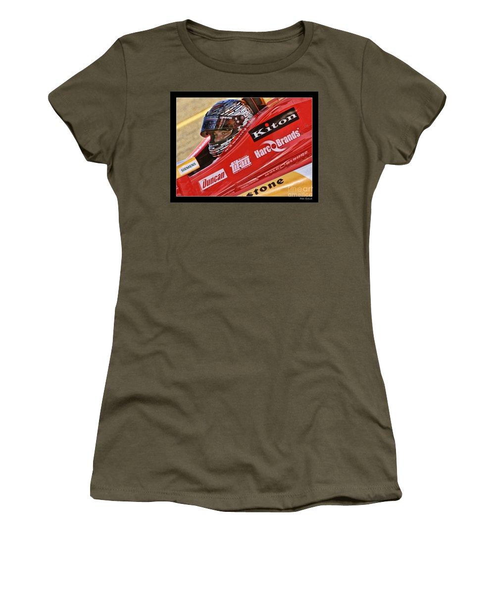 E.j. Viso Women's T-Shirt featuring the photograph E.j. Viso by Blake Richards