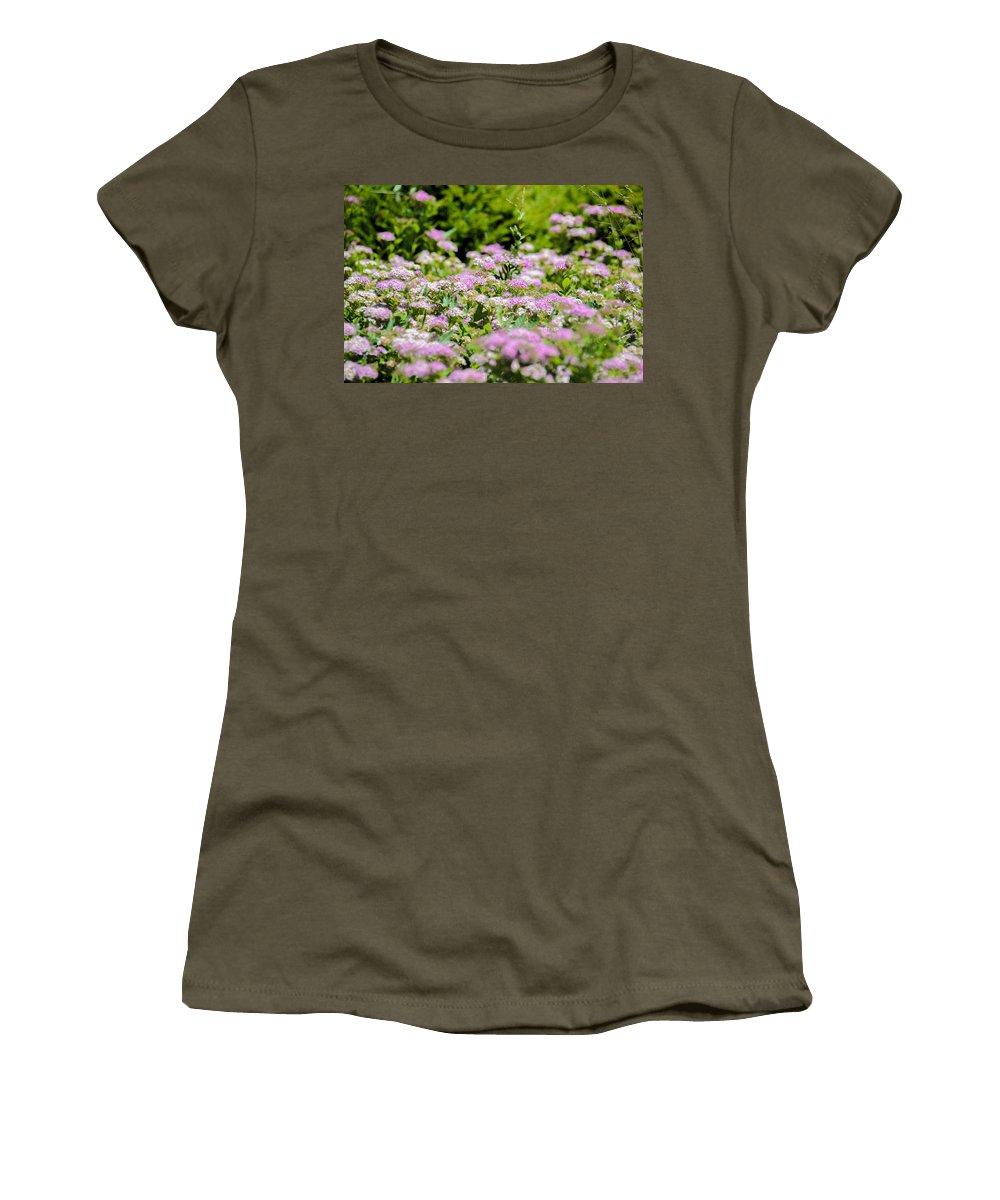 Good Morning World Women's T-Shirt featuring the photograph Goodmorning World by Sotiris Filippou