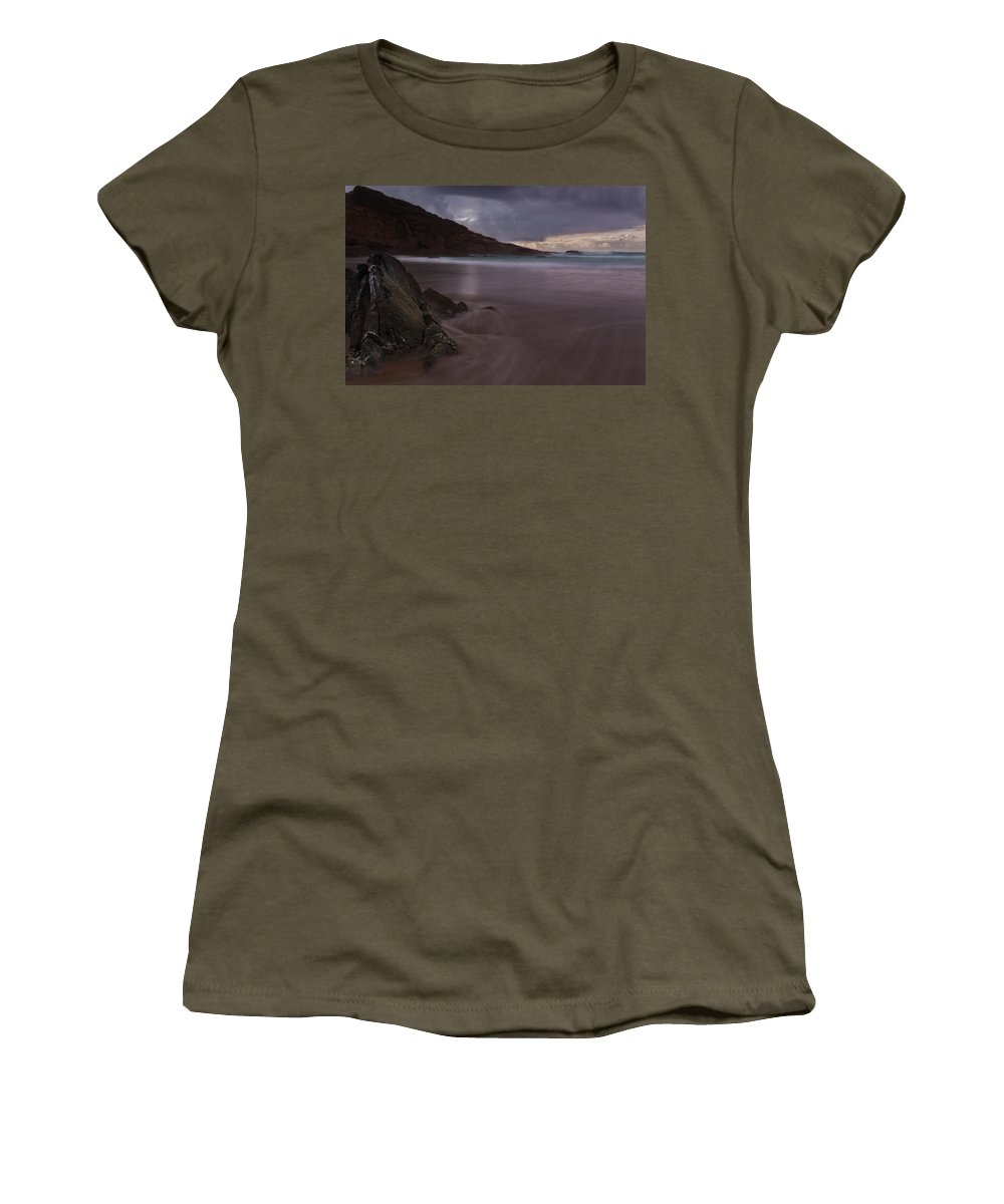 Serenity Women's T-Shirt featuring the photograph Infinity by Edgar Laureano