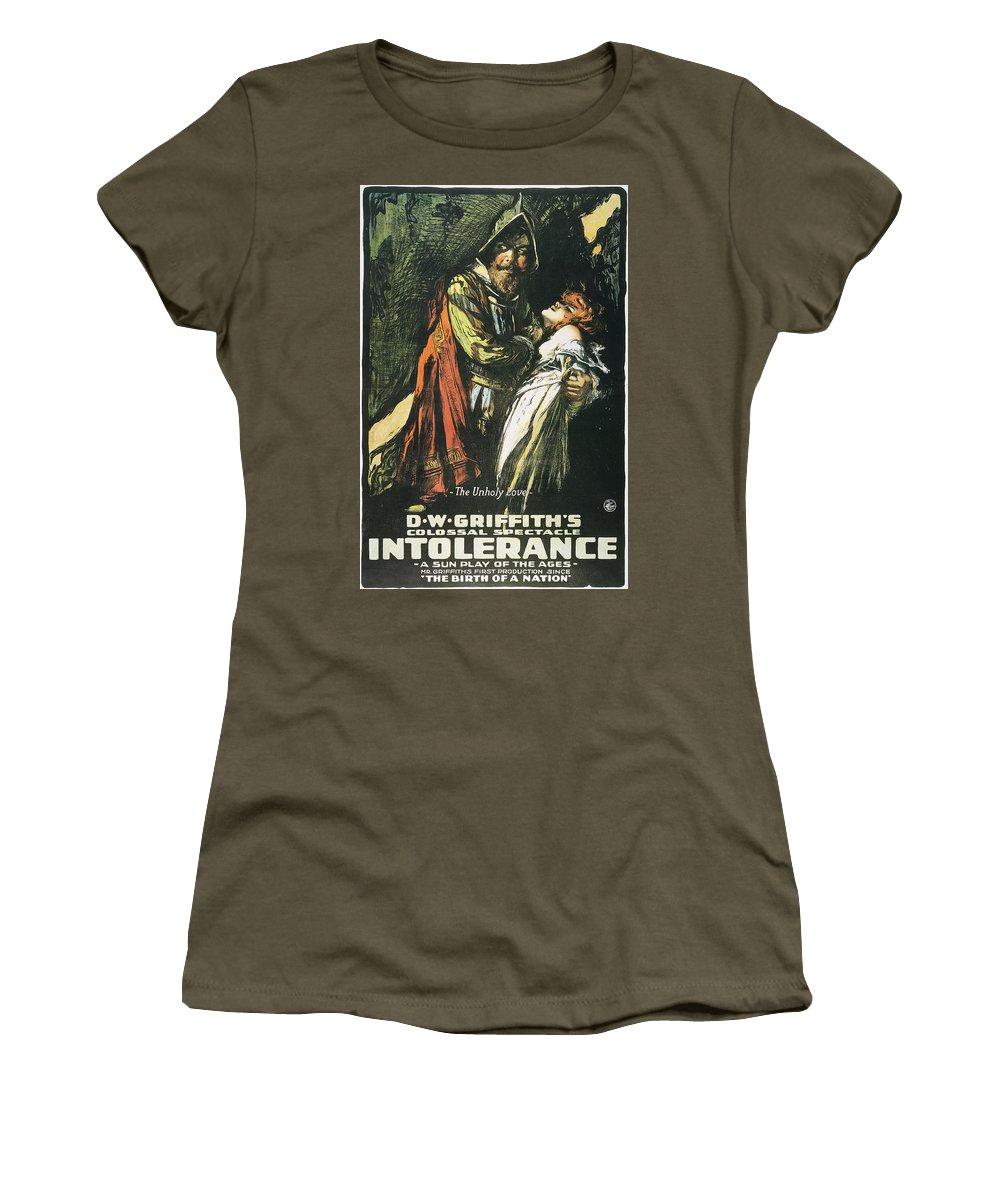 D W Griffith Women's T-Shirts