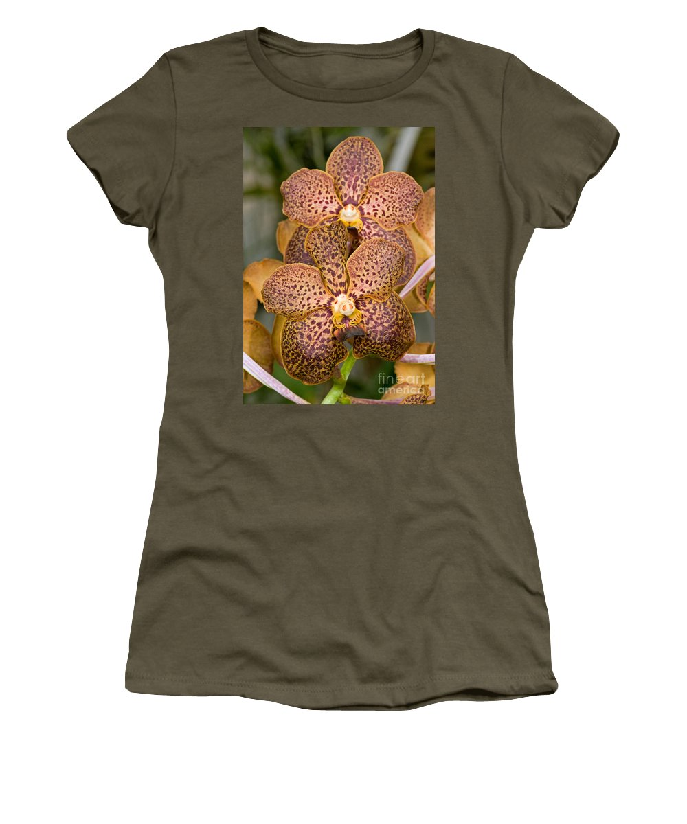 Nature Women's T-Shirt featuring the photograph Kasems Delight by Millard H. Sharp