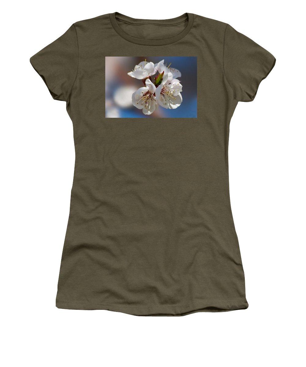 Flower Women's T-Shirt featuring the photograph Taking My Breath Away - Featured 3 by Alexander Senin