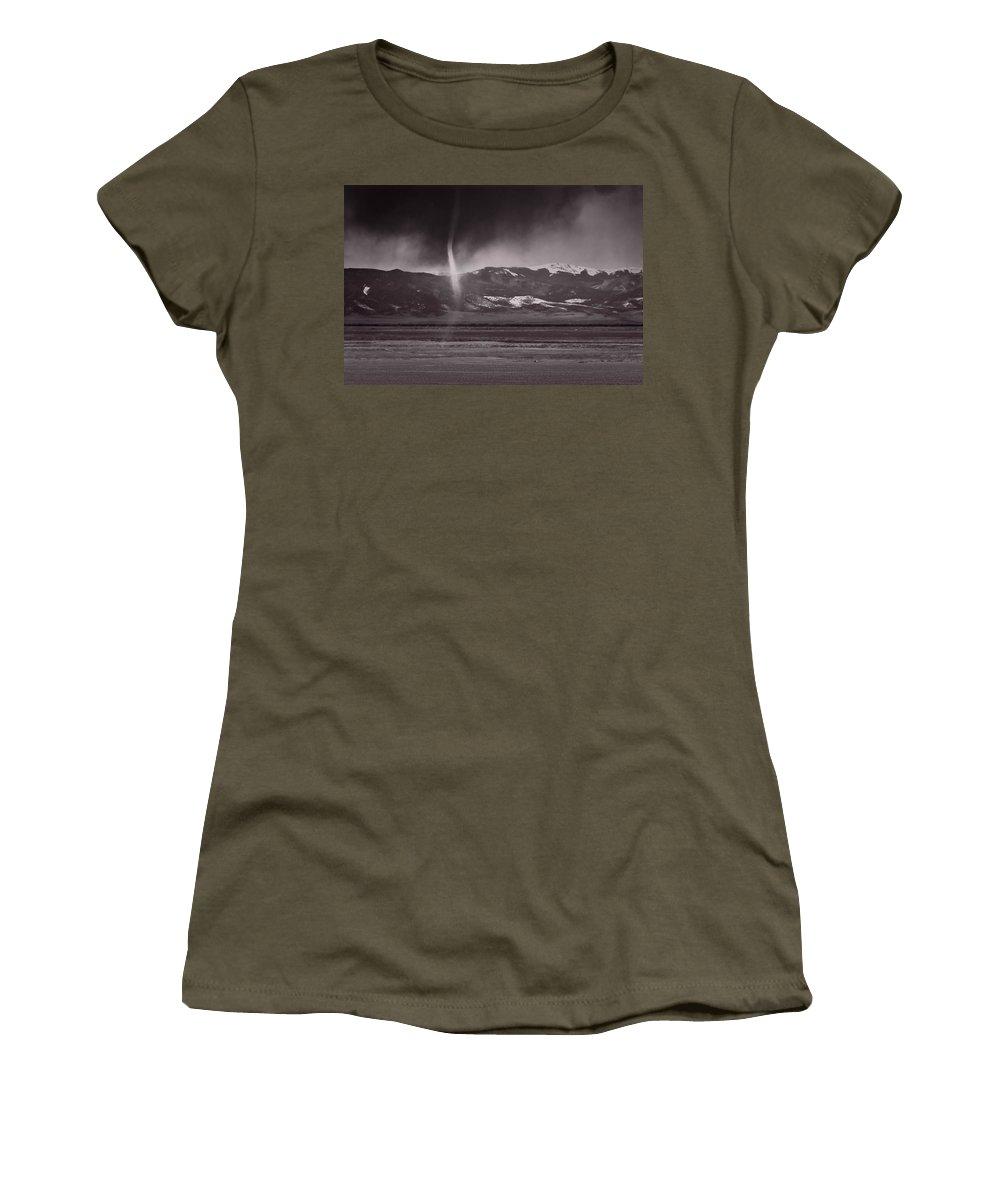 Dust Devil Women's T-Shirts