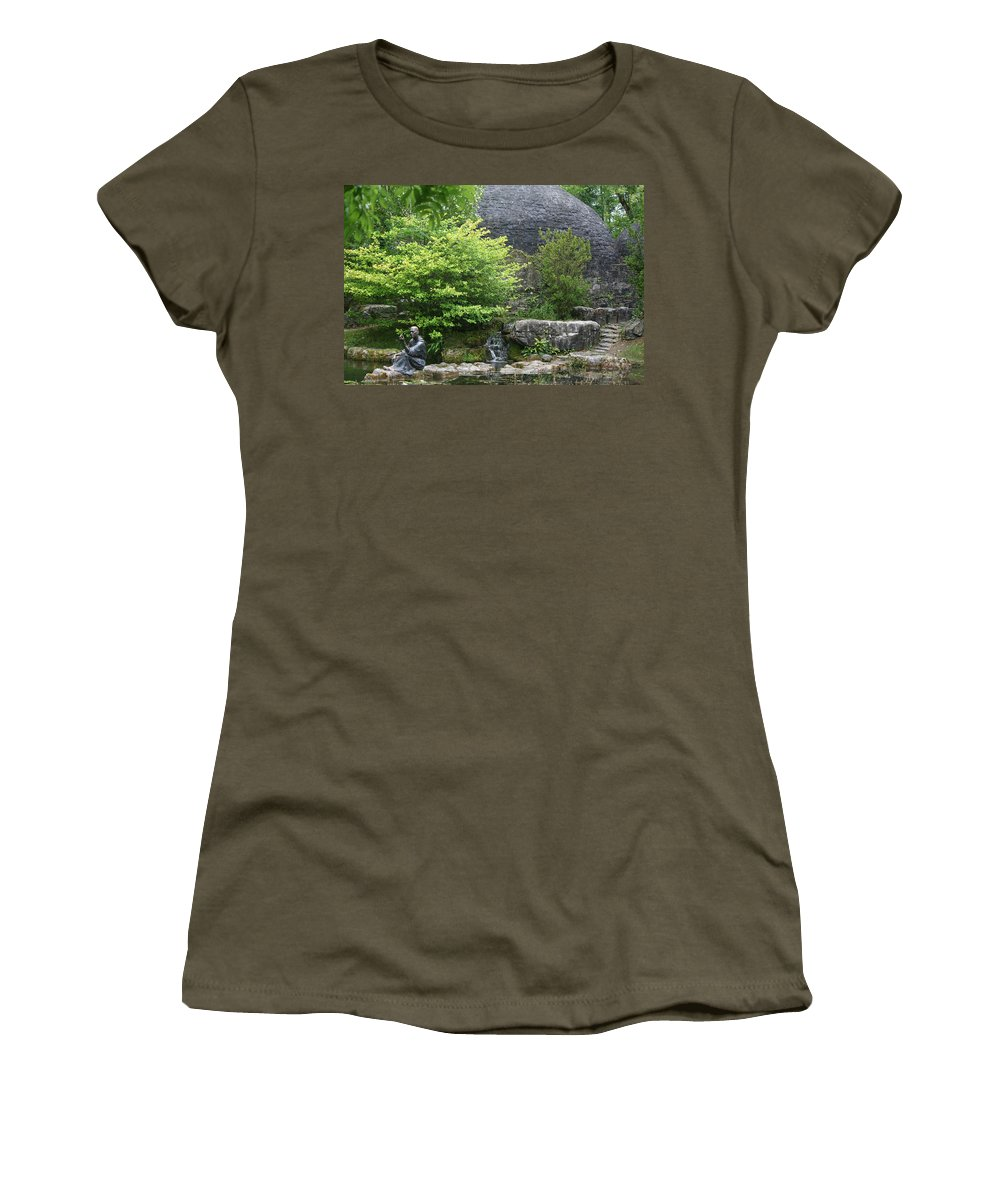 Ireland Women's T-Shirt featuring the photograph Ireland 0017 by Carol Ann Thomas