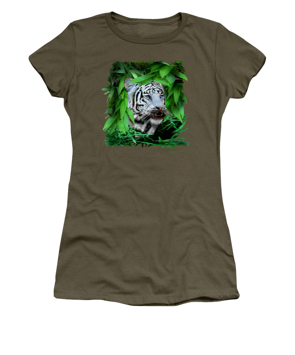 Growling Women's T-Shirts