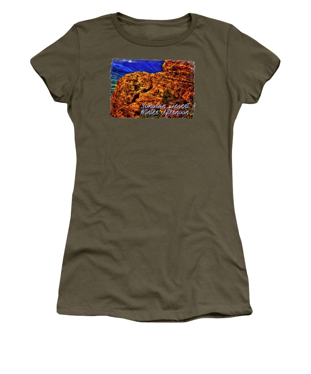 Striations Women's T-Shirts