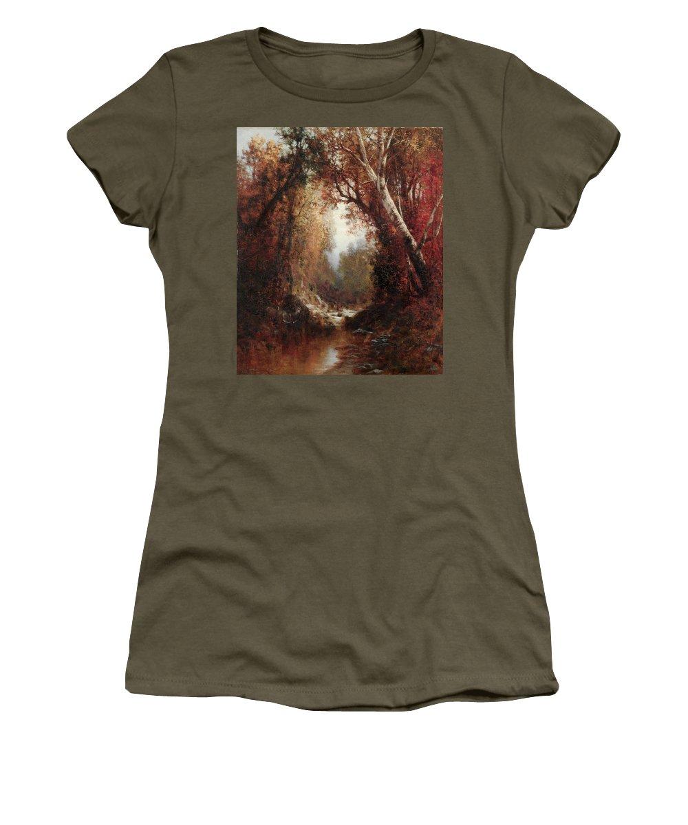 Adirondack Mountains Women's T-Shirts