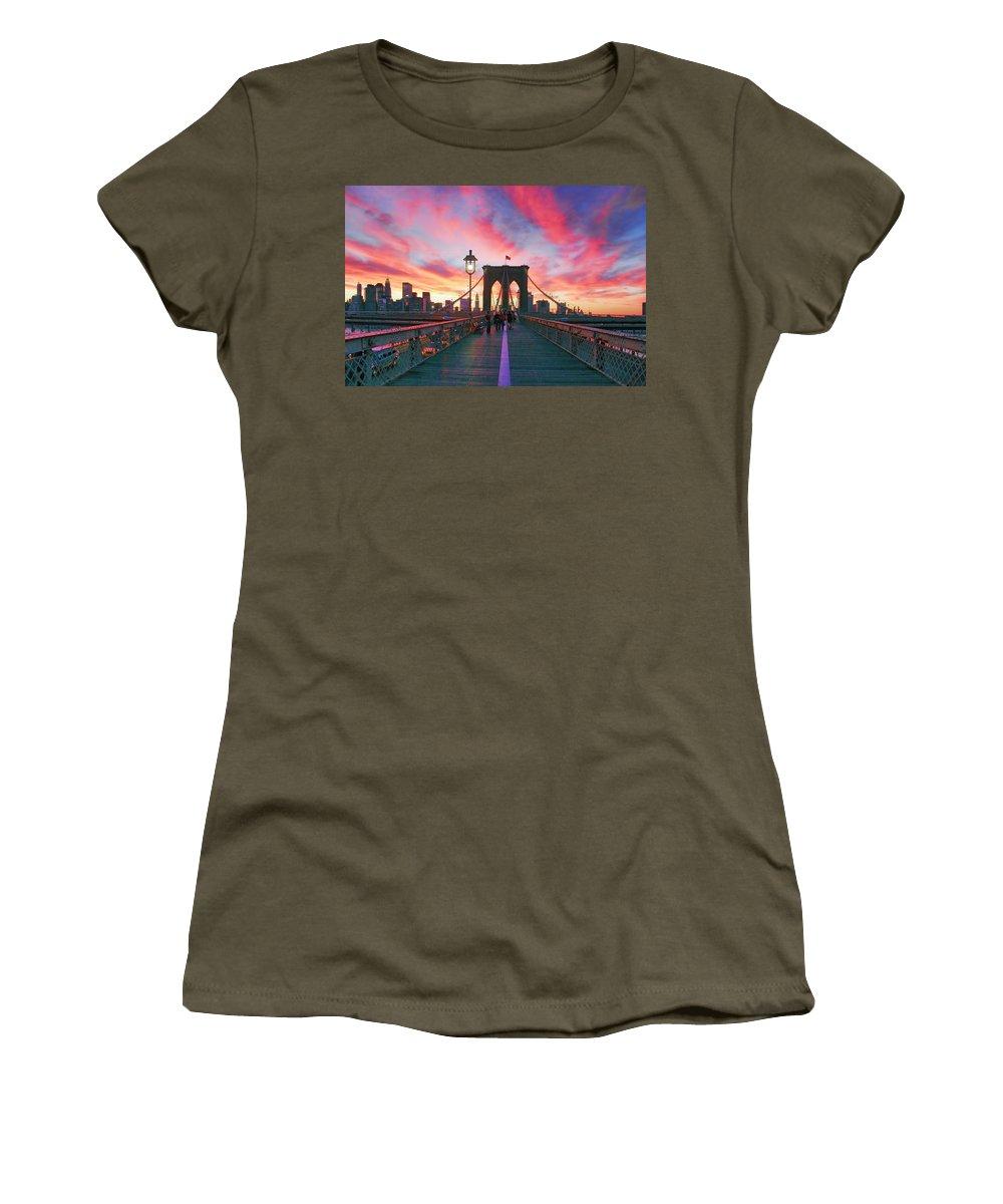 Designs Similar to Brooklyn Sunset by Rick Berk