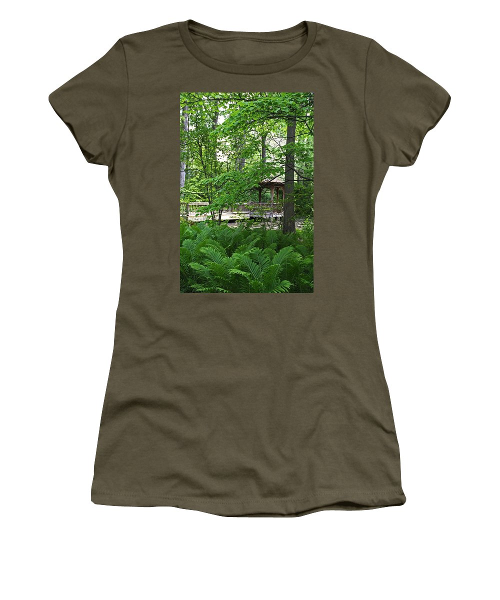 Nature Women's T-Shirt featuring the photograph Classic Solitude by Michiale Schneider