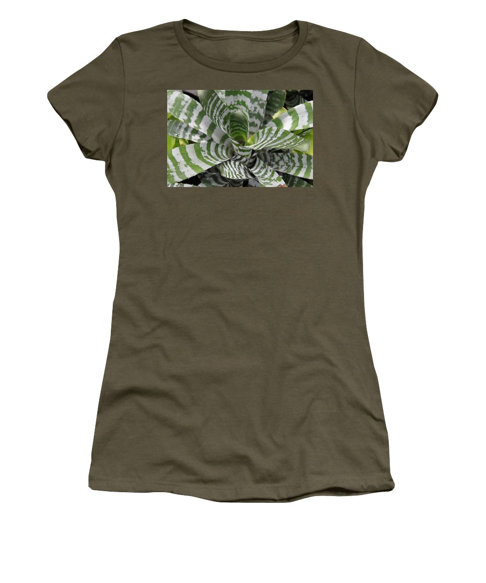 Nature Women's T-Shirt featuring the photograph Clown by Munir Alawi