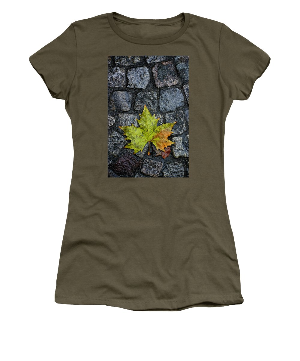 Nature Women's T-Shirt (Athletic Fit) featuring the photograph Deville by Skip Hunt