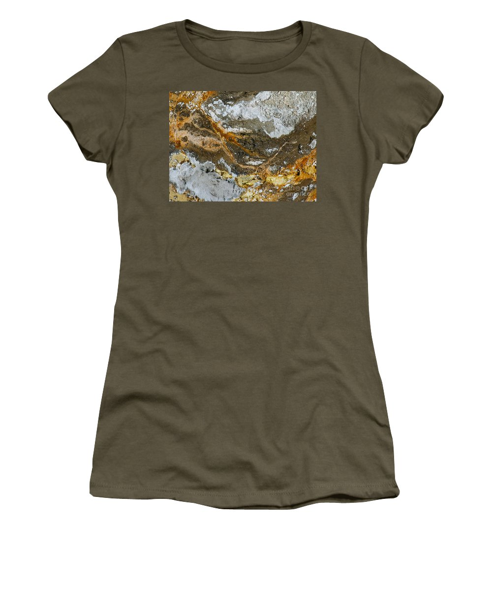 Elements Women's T-Shirt (Athletic Fit) featuring the photograph Elements by Diane Greco-Lesser