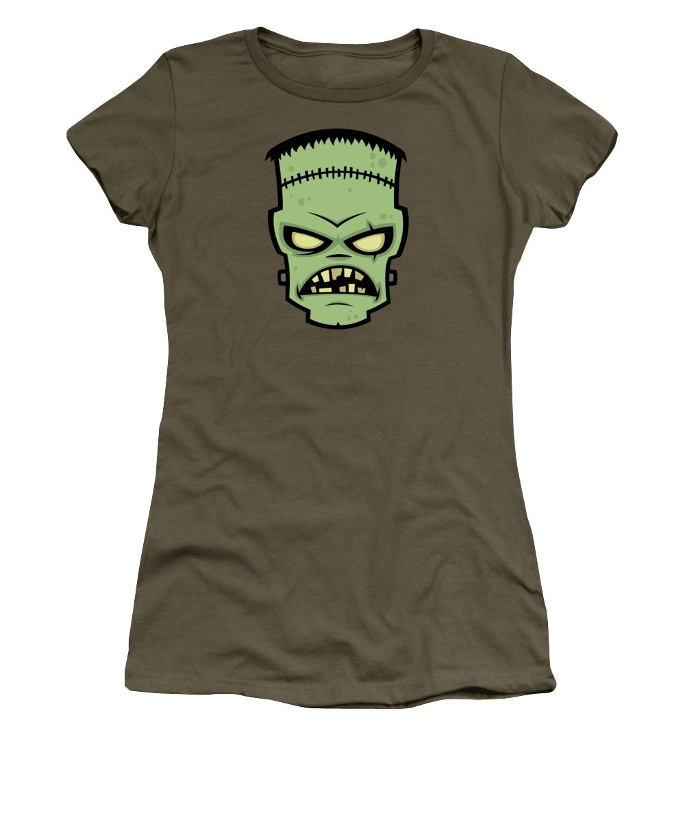 Monster Women's T-Shirts