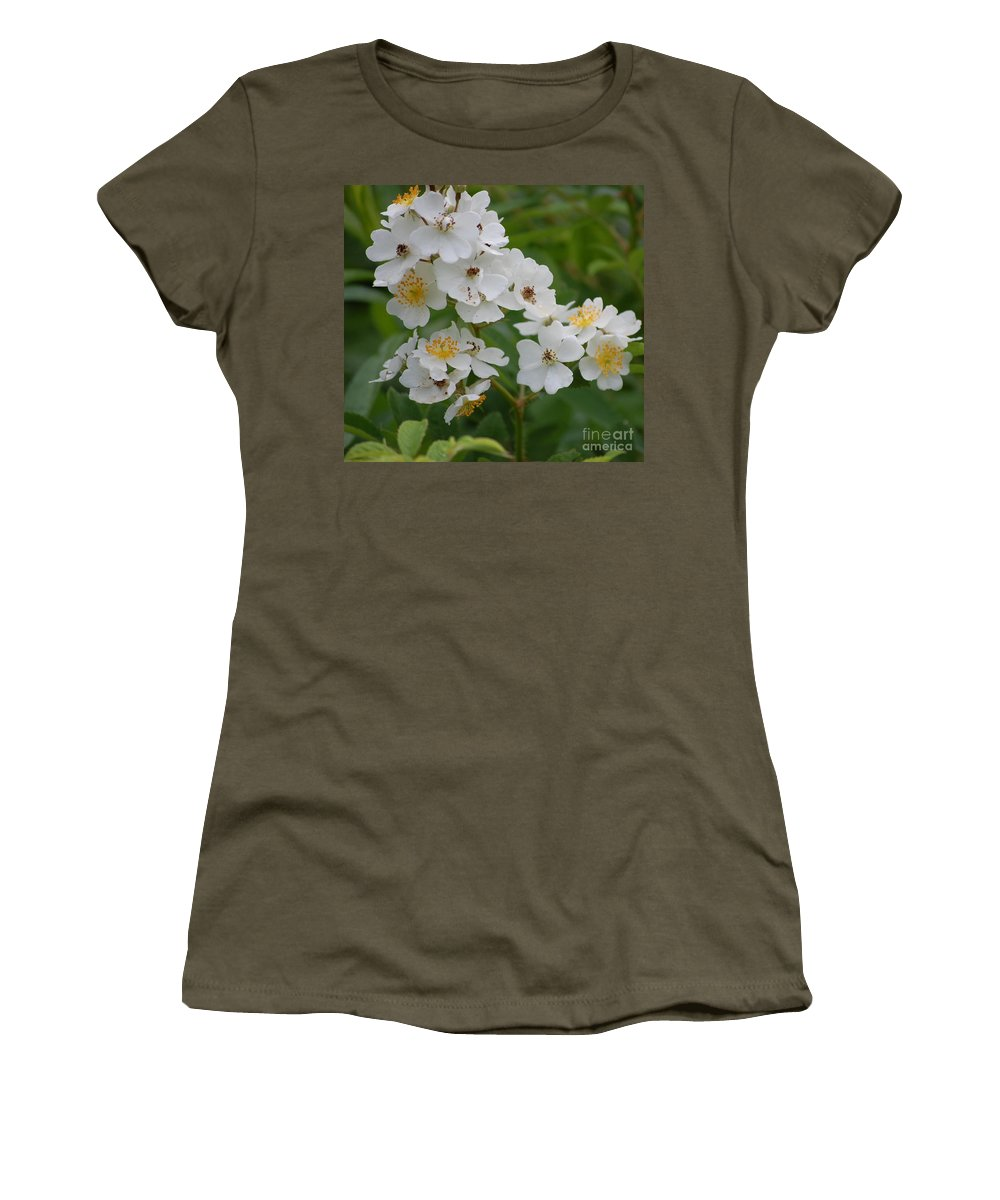 Women's T-Shirt (Athletic Fit) featuring the photograph Fruity Potential by David Lane