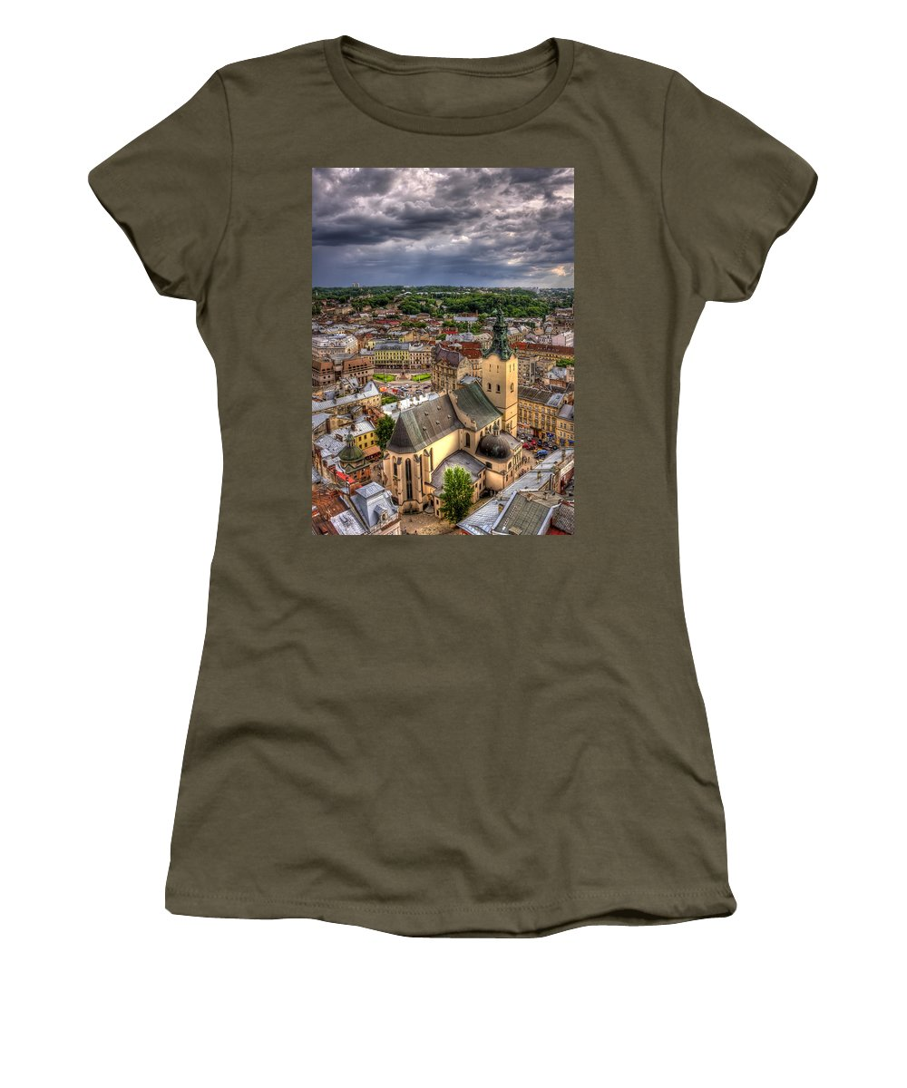 Overview Women's T-Shirts