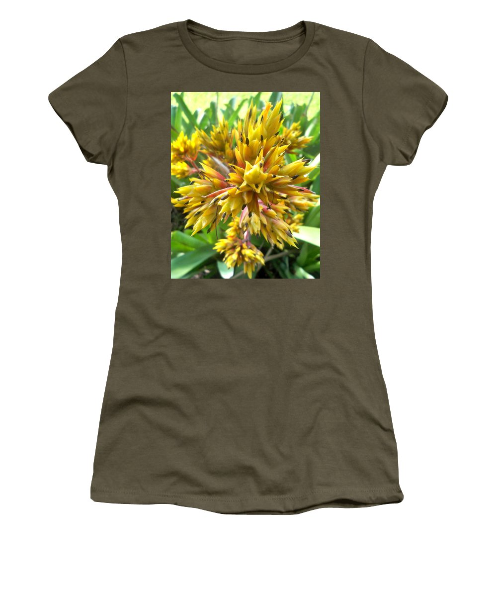 Florida Women's T-Shirt (Athletic Fit) featuring the photograph Kaleidoscope by Chris Andruskiewicz
