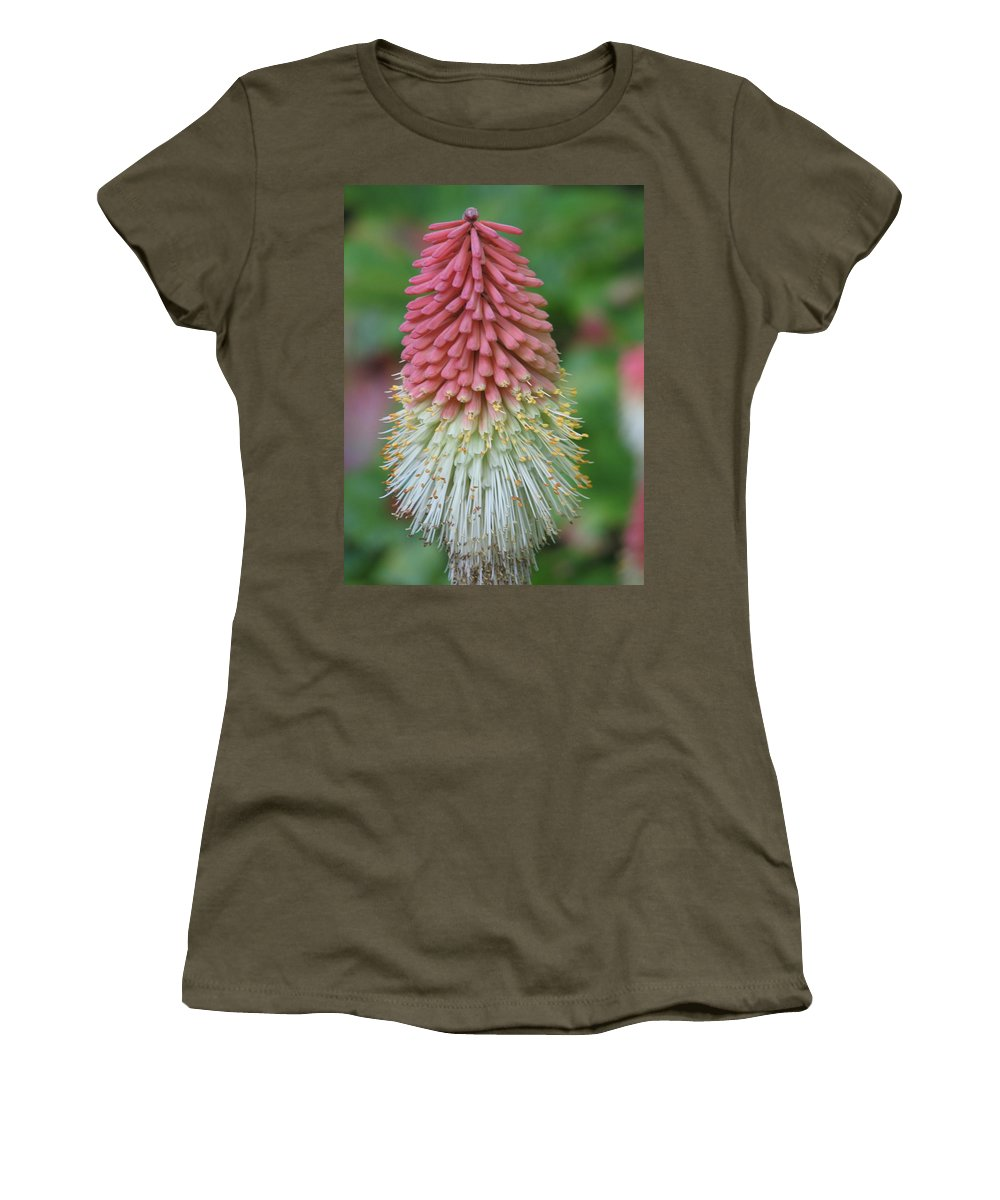 Flower Women's T-Shirt (Athletic Fit) featuring the photograph Kilmokea by Kelly Mezzapelle
