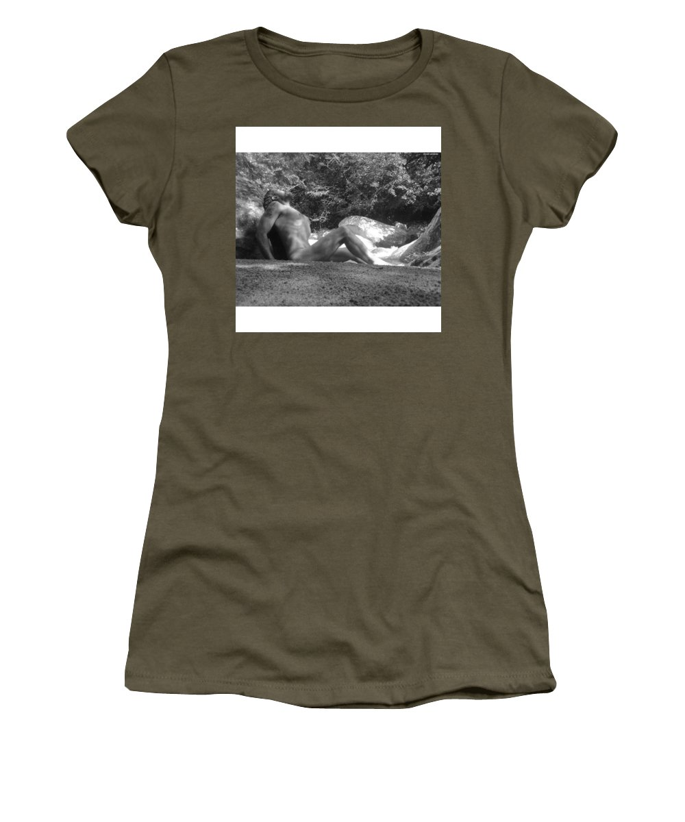 Body Women's T-Shirt featuring the photograph Odisseus From Moly By David by David Cardona