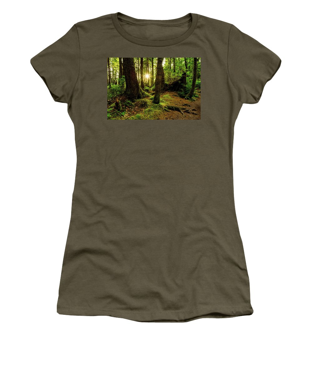 Olympic National Park Women's T-Shirts