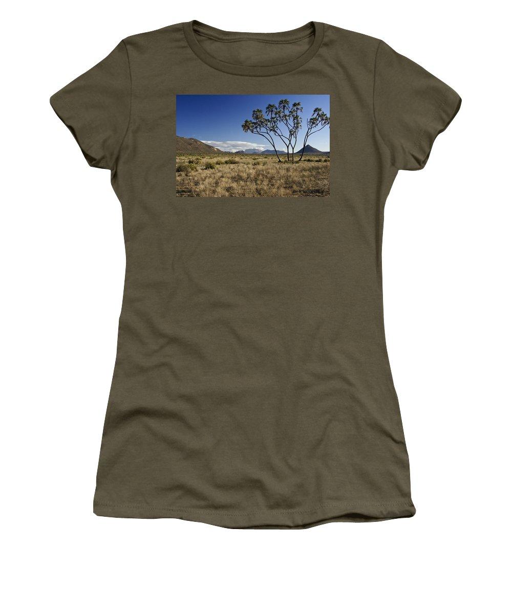 Africa Women's T-Shirt featuring the photograph Samburu Safari by Michele Burgess