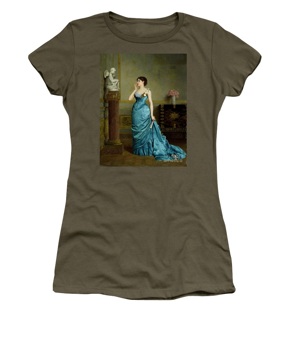 Accomplice Paintings Women's T-Shirts